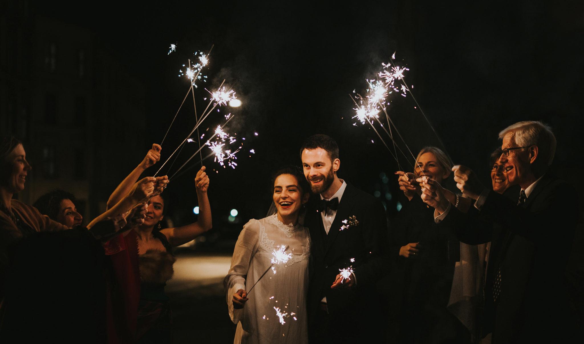 stjerneskudd bryllup dokumentarisk bryllupsfotograf i norge